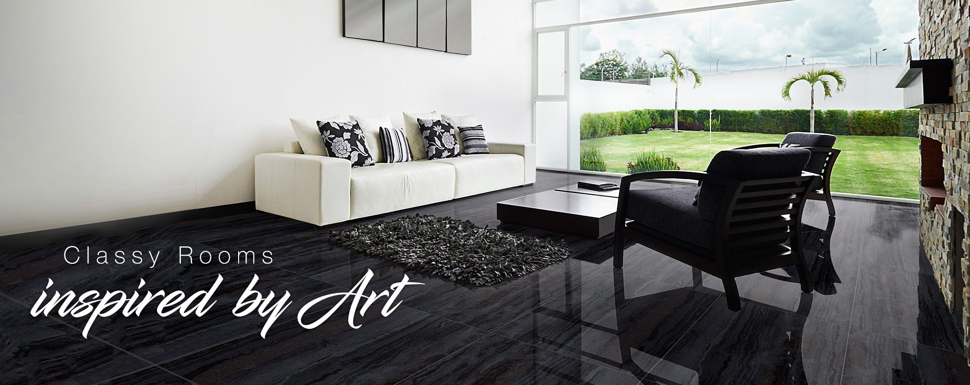 Floor Tiles For Living Room