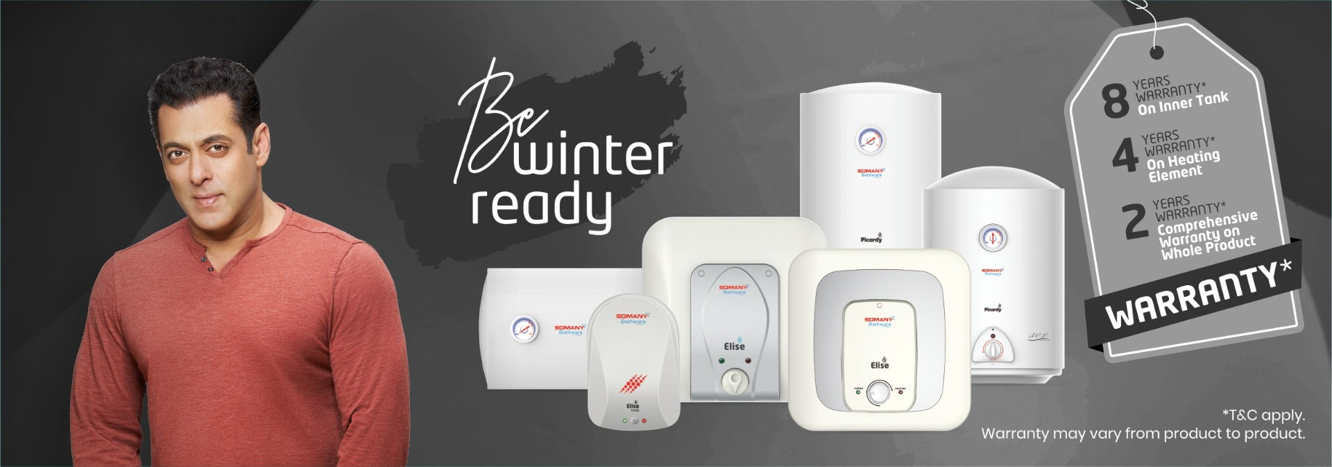 Somany Water Heaters